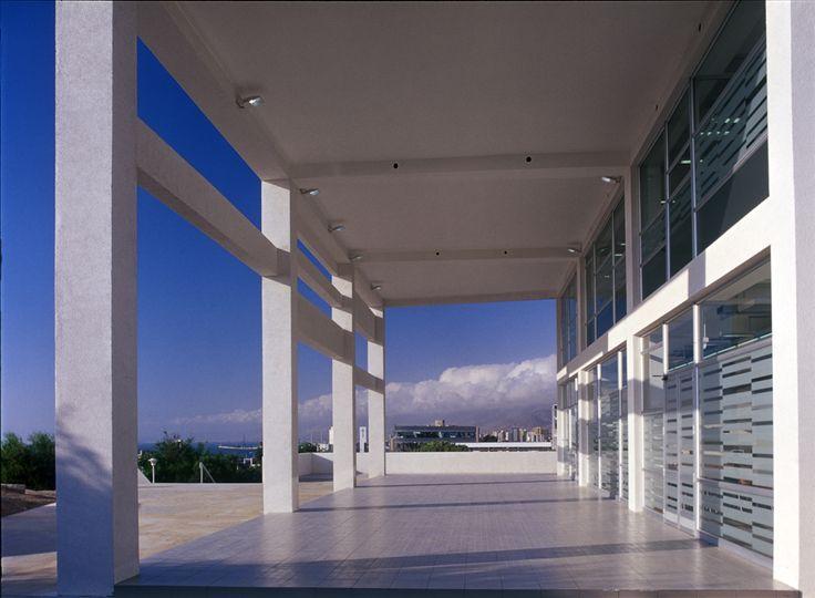 Central Library, Universidad Catolica del Norte. Antofagasta. Chile / Marsino Arquitectos Asociados