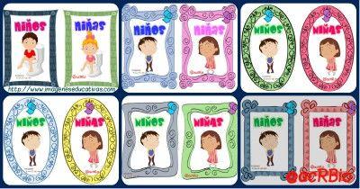 Permisos para ir al ba o tarjetas imprimibles portada for Imagenes de taza de bano para colorear