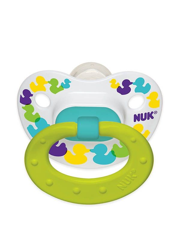 Nuk Orthodontic Pacifiers - best pacifier ever!!