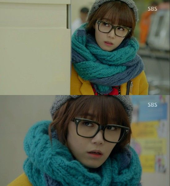 Moon Hee Sun in 'That Winter The Wind Blows' Episode 3: Vivid Color Look