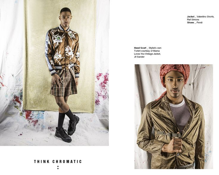 Photographer and Art Direction: Alkan Emin  Hair and Makeup Artist: Jordan King  Fashion Styling: Sonia Chedli  Model: Kyri @ Chantale Nadeau