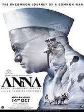 Watch Anna (2016) DVDScr Hindi Full Movie watch Online Free  Anna Movie Info: Directed and written by: Shashank Udapurkar Starring by: Shashank Udapurkar, Tanishaa Mukerji, Govind Namdeo Genres: Biography Country: India Language: Hindi