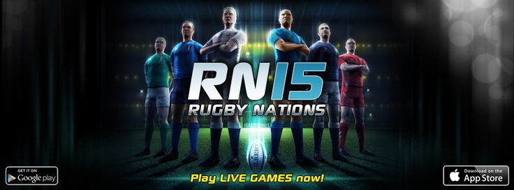Introducing #Rugby Nations 15 Live Games update just in time for the #SixNations! Join in with the live games, secure a win and you can influence which team wins the game overall! Check it out http://www.distinctivegames.com/?p=3468