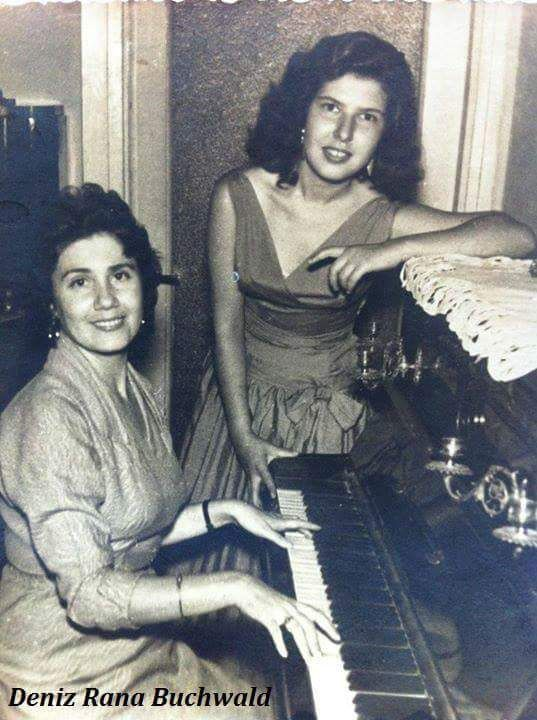 Evde piyano keyfi F: Taksim, 1930'lar