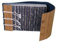 Evangelia Biza Designer Bookbinder, Book Paper Conservator: Gallery Design Bookbinding / Binding