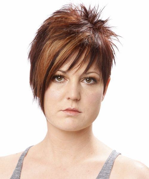 1000+ Ideas About Haircuts For Round Faces On Pinterest