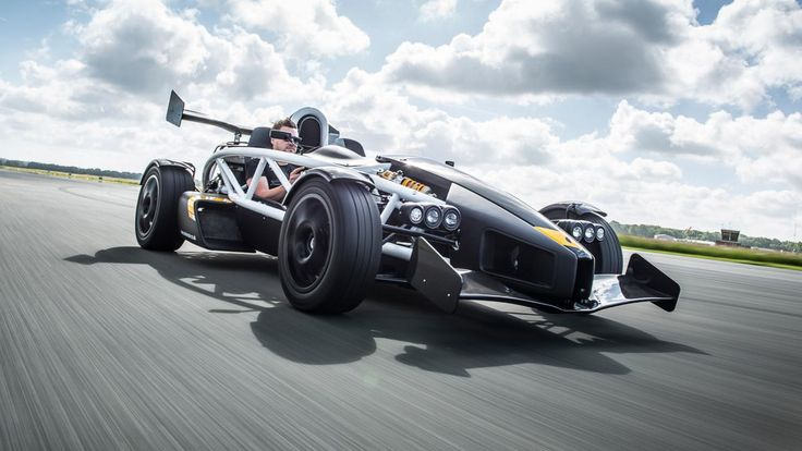 Ariel Atom | Top Gear Review