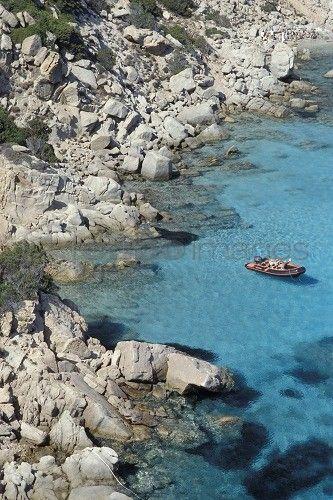 Spargi, Palau, Sardinia, Italy
