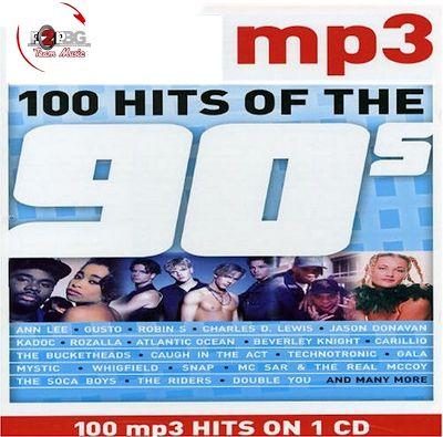 descarga 100 Greatest Dance Hits of the 90s ~ Descargar pack remix de musica gratis | La Maleta DJ gratis online