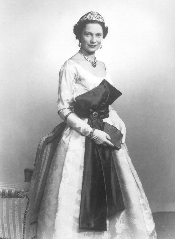 Grand Duchess Joséphine Charlotte of Luxembourg