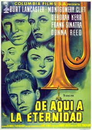 Mejor película en 1953, el premio al Oscar que se entrega en ceremonia 25 de Marzo de 1954.
