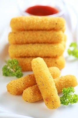 Hummm ! Bâtonnets de mozzarella frits : la recette du 11 janvier sur  Un Jour, Une Recette