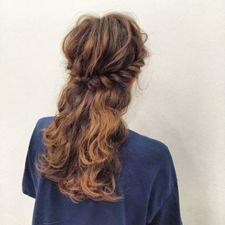 zeal blog - hair salon -:ヘアアレンジver.51