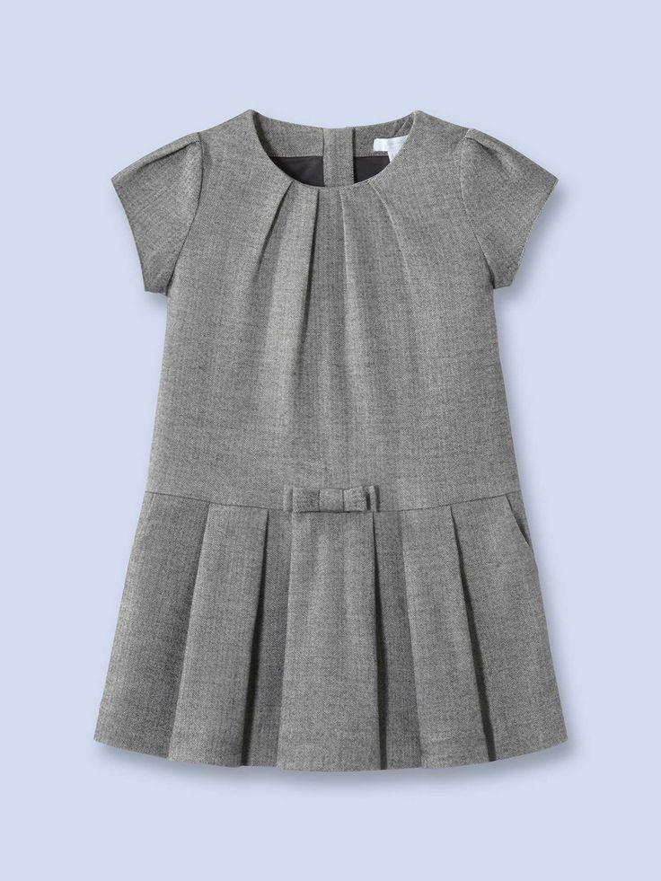 Glee Herringbone Dress by Jacadi