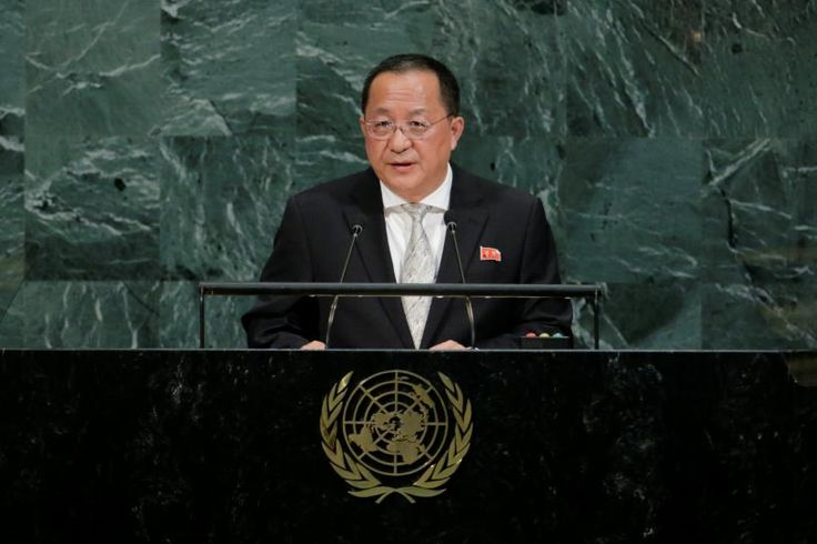 """UNITED NATIONS/WASHINGTON/SEOUL (Reuters) – North Korea said on Saturday that firing its rockets at the U.S. mainland was """"inevitable"""" after U.S. President Donald Trump called Pyongyang's leader """"rocket man"""", in a further escalation of rhetoric between the two leaders.  North Korean... - #Inevitable, #Korea, #News, #North, #Rockets"""