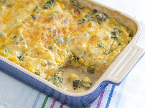 poblano chile corn casserole easy casserole recipes sweet corn betty ...