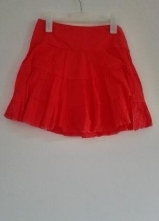 Kup mój przedmiot na #vintedpl http://www.vinted.pl/damska-odziez/spodnice/14688910-brzoskwiniowa-cieniutka-zwiewna-spodniczka-camaieu