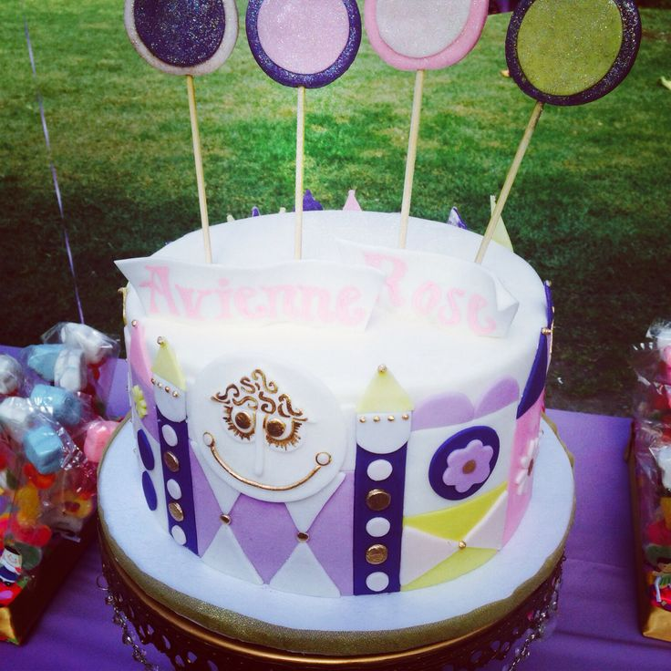 17 Best Ideas About Disney Themed Cakes On Pinterest