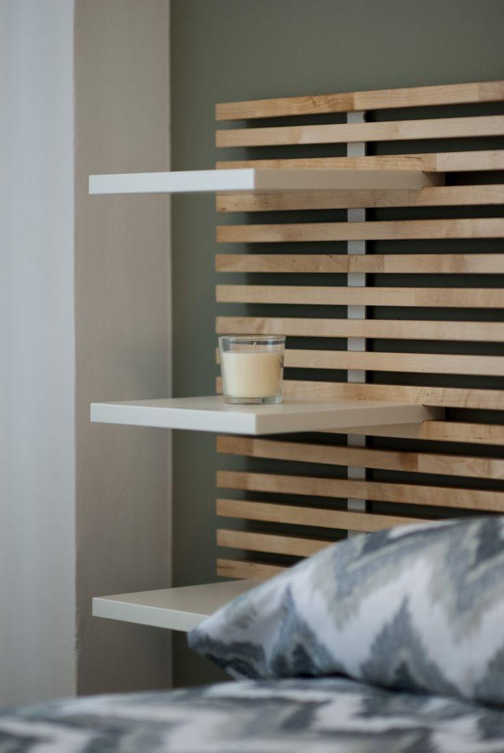 Cabecero de cama. #diseño #reforma #dreams #livingmoments