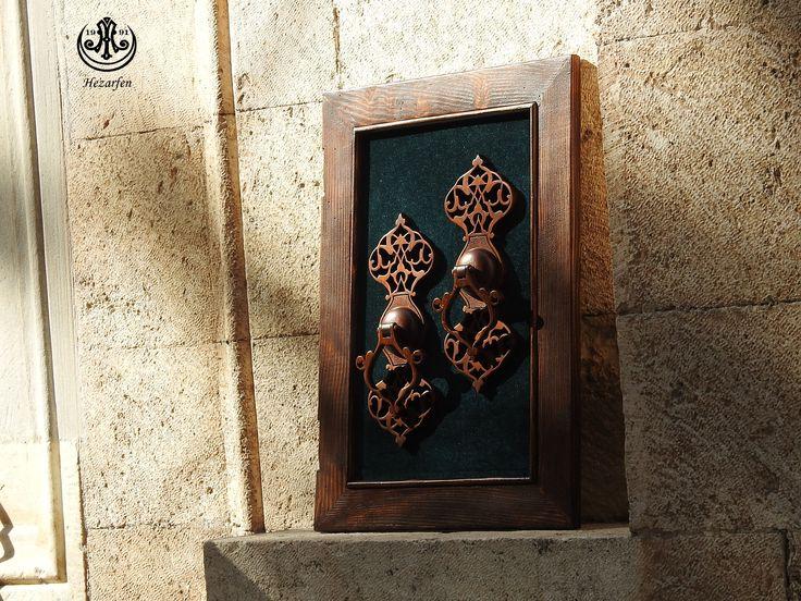 Çiftli Kapı Tokmakları tasarım ve yapım Murat ikiz