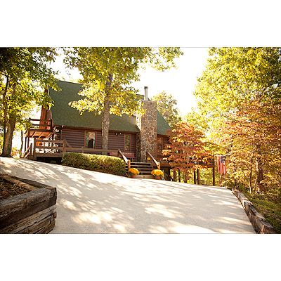 Escape to blue ridge cabin eagles nest remodel dream for Eagles ridge log cabin