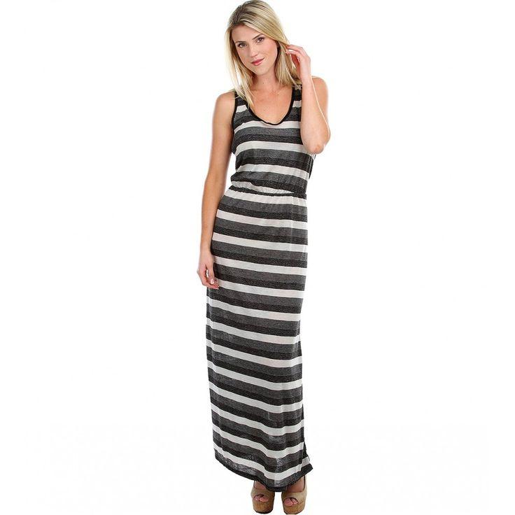 striped-racerback-chiffon-maxi-dress-gray-