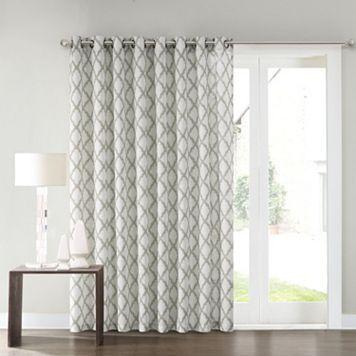 SONOMA Goods for Life™ Dallon Patio Door Curtain - 100'' x 84''