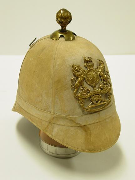 Boer War helmet.