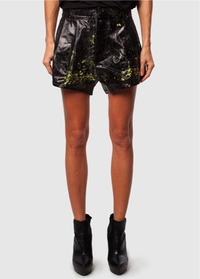 Foil Shorts