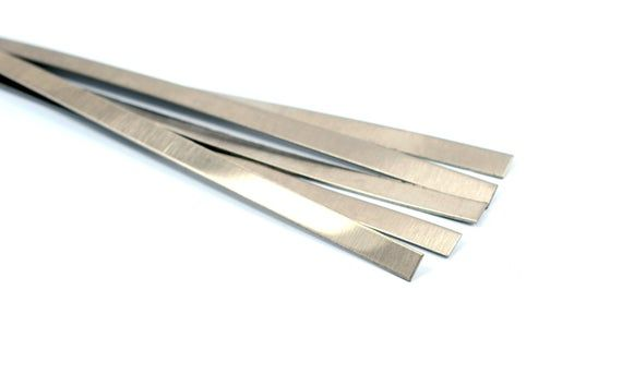 5 Pcs Stainless Steel 5 16 X 6 8x150 Mm Rectangle Bracelet Blanks 20 Gauge 0 8 Mm Thick Stainless Steel Steel Gauges
