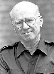 """In memory of John Fiedler (2/3/1925 - 6/25/2005) He was the voice of Piglet in the """"Winnie the Pooh"""" cartoons and he played Mr. Peterson, one of Bob's regular patients, on the TV series """"The Bob Newhart Show"""", among other roles. (Born in Platteville, Wisconsin)"""