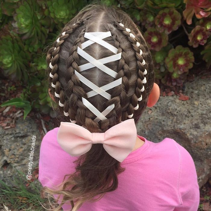 My name is Shelley Gifford from Melbourne, Australia and I have a beautiful little daughter named Grace.  Growing up I always loved braiding, I would take any chance I could get to braid family and friends hair. At the time though I only ever knew how to French and Dutch braid, I wasn't aware that so many other extensive braids existed.