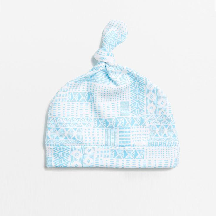 Willows Children's Boutique | Patter Play Knot Hat | By Wilson & Frenchy | Baby Boys Clothing | Online Baby Boutique