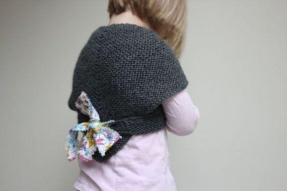 Download diretto PDF maglieria modello - modello Heartwarmer - ragazze maglione modello