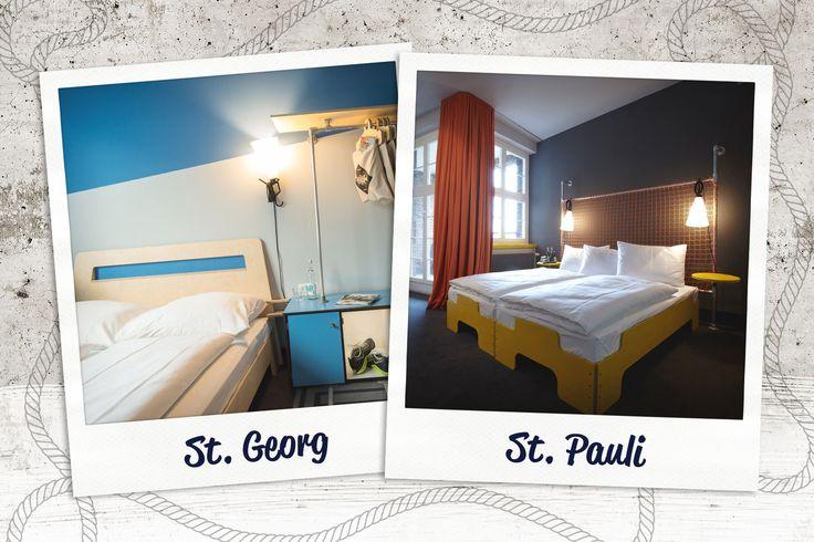 Superbude.de | Hotel Hostel Hamburg günstig
