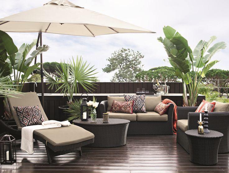 Best 25 Rattan Garden Furniture Ideas On Pinterest