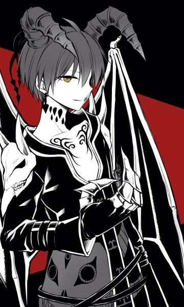 Man, found this awesome picture on tumblr XD Akabane Karma from Assassination Classroom