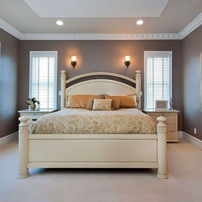 ceiling paint to help make it look like you have higher ceilings. beautiful ideas. Home Design Ideas