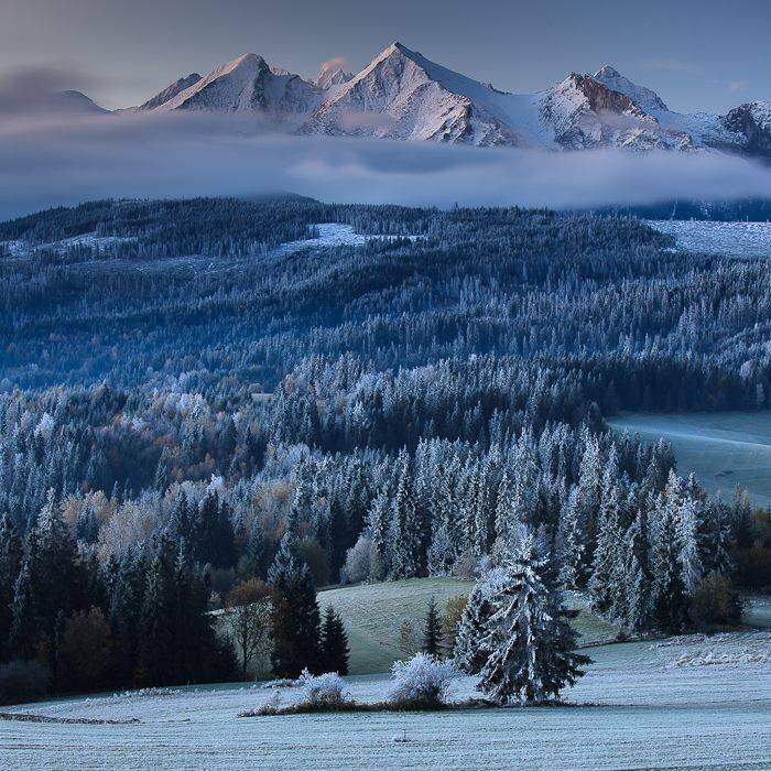High Tatras (Slovakia, Poland)