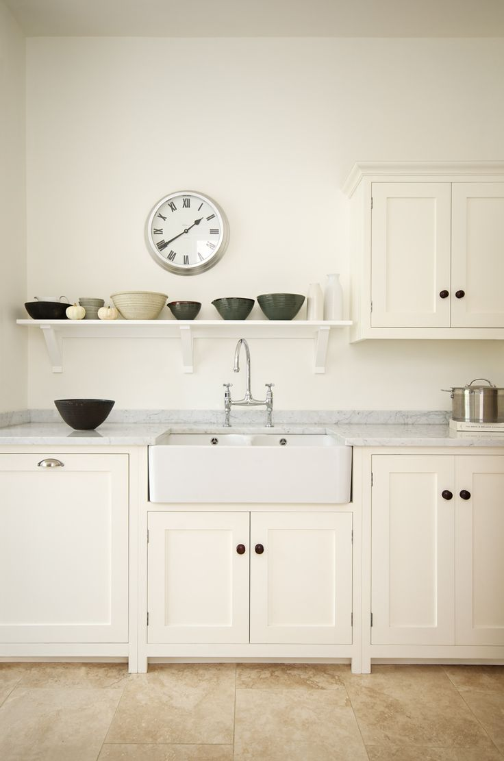 The Tunbridge Wells Shaker Kitchen by deVOL.