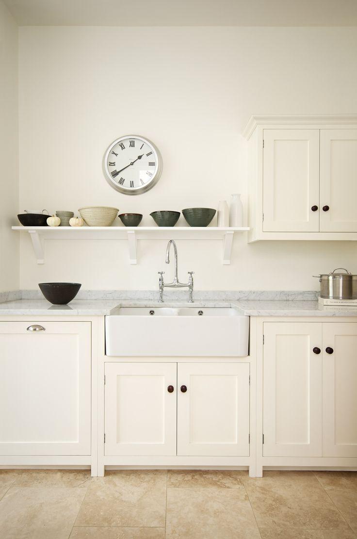 The Tunbridge Wells Shaker Kitchen by deVOL  This beautiful Shaker kitchen in Tunbridge Wells