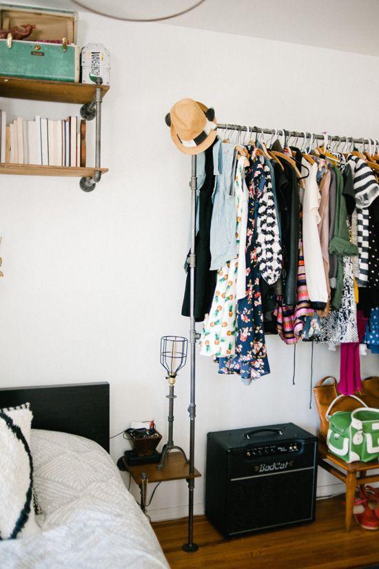 Best 25 Exposed closet ideas only on Pinterest Open wardrobe