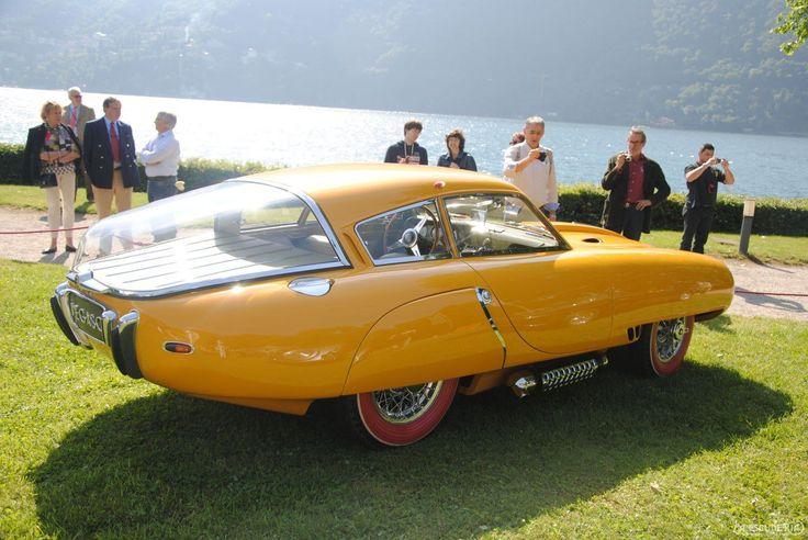 1952 Pegaso Z-102 Cupula Enasa de  Para saber más sobre los coches no olvides visitar marcasdecoches.org