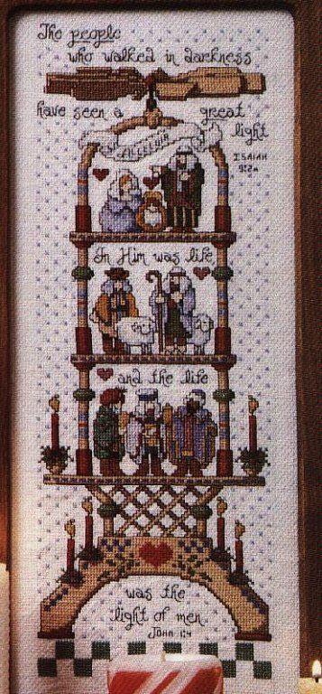 More Cross Stitch (p. 41)   Learn crafts is facilisimo.com