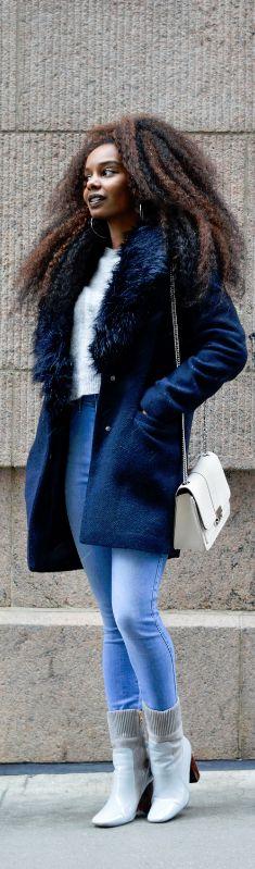 PRIMARK COAT / Fashion By Sunita V.