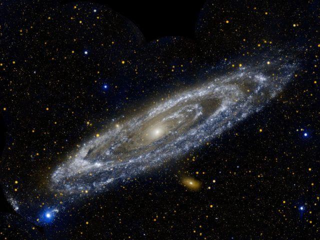 アンドロメダ星雲 壮大過ぎて訳が分かんない宇宙の画像:ハムスター速報