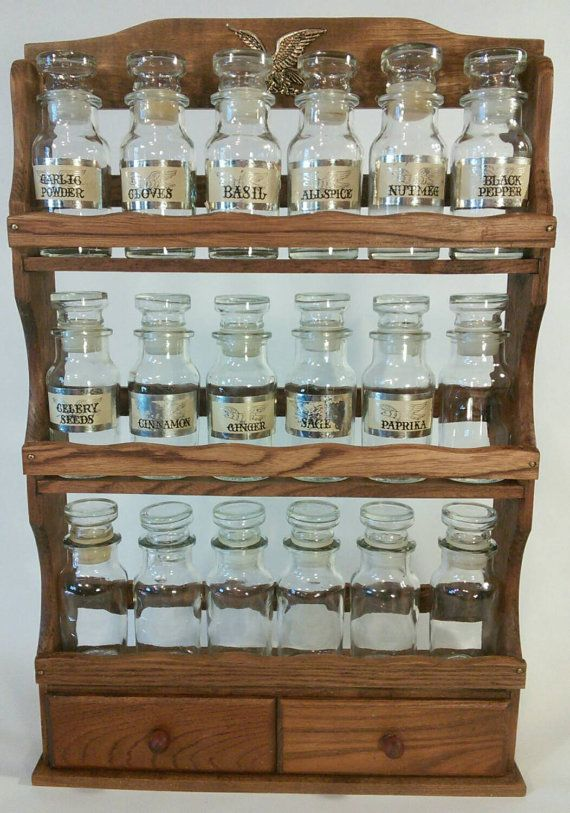 Wood Spice Rack For Wall Enchanting 8C8Dcfc1Ffa1026C331897F62F5E5C69 489×1000  Open Shelving Decorating Design