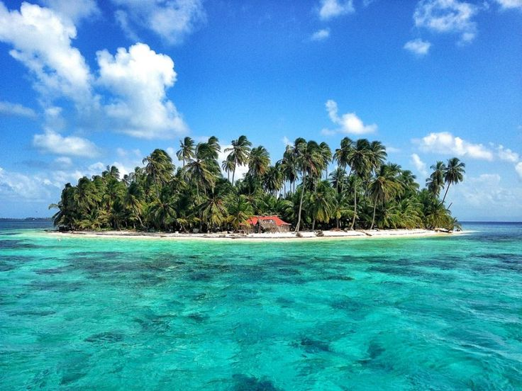 The San Blas Islands of Panama is an archipelago comprising approximately 365 islands and cays, of which only 49 are inhabited. They lie off the north coast of the Isthmus of Panama, east of the Panama Canal.