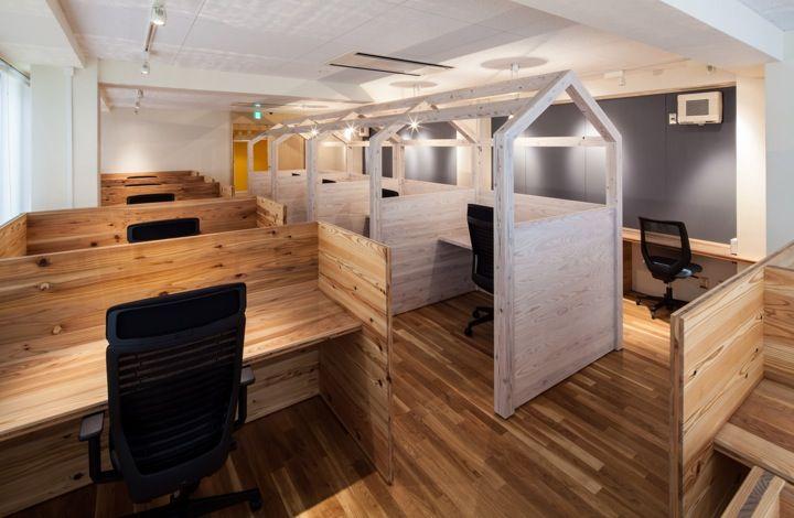 シェアオフィス - コモンルーム中津/大阪北区のコワーキングスペース×シェアオフィス・レンタルオフィス
