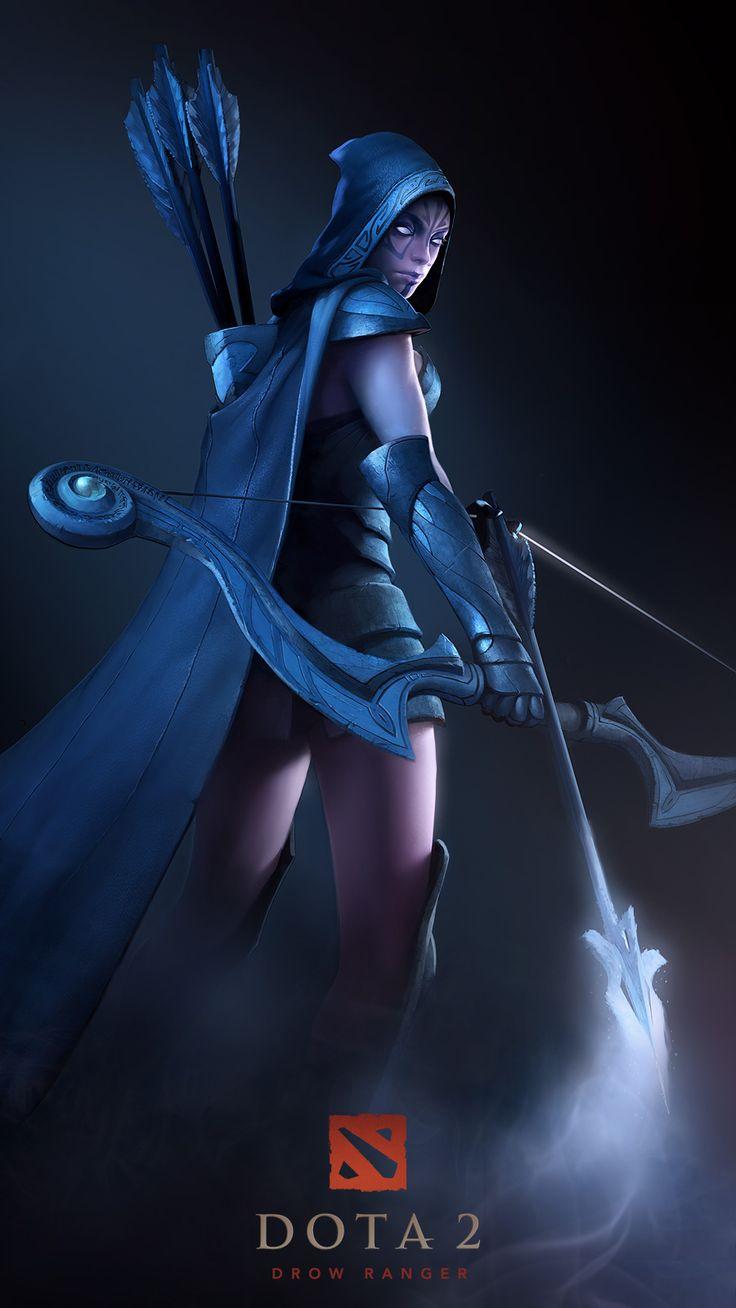 dota 2 valve video games gaming concept art hero art design illustration art